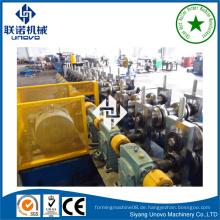 Chinesische Hersteller Rollform Downpipe Spritzgießmaschine