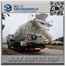 Shacman Delong F3000 14 Cbm Zementmischwagen