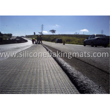 Bitument+Coated+Fiberglass+Geogrid+Geocomposite
