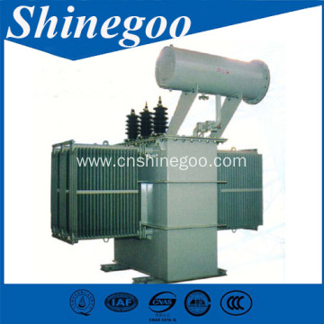 35kV and Below Oil-immersed Power Transformers
