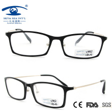 La fábrica vende directamente las gafas ópticas Wenzhou Slim Templo Ultem Gafas Marco (UT052)