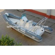 Festrumpf Schlauchboot Rib Boot HH-RIB520 mit CE-Kennzeichnung