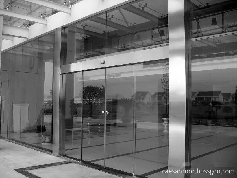 Auto Glass Sliding Door Operators