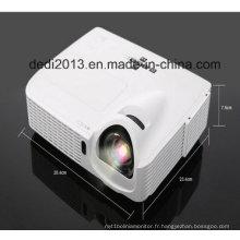 HDMI USB Mini / Micro / Pico / Pocket High Brightness Home Cinéma Cinema RGB 3LED Full HD 1080P Multimédia Vidéo 3D DLP Projecteur LED