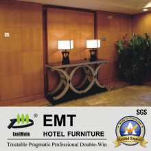 High Class Hotel Furniture Competitive Price Hotel Console Table (EMT-CA32)