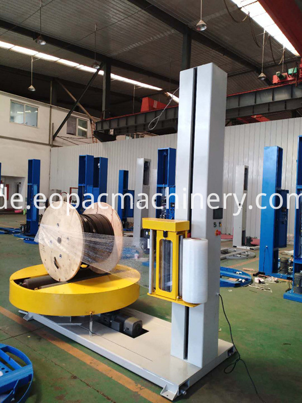 Paper Roll Packaging machinery
