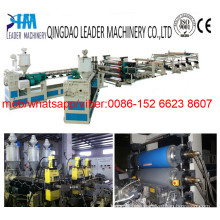 PP Plastic Foam Plate Making Machinery