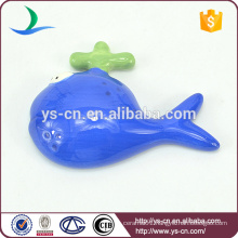 lovely fish decoration wall sign with blue color