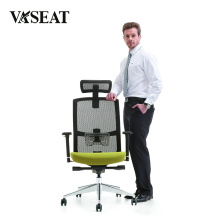 new Memory Foam Lumbar Back Support mesh ergonomic chair