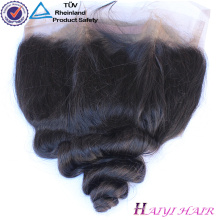 Virgin Brazilian Hair Straight Style Brazilian 360 lace frontal hair with Bundles