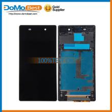 Calidad original para pantalla lcd sony xperia z1, para sony xperia pantalla lcd z1, Sony z1 lcd