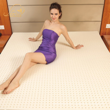 Factory in China 7 Zones Smooth Latex Mattress for King Size Bedding Set