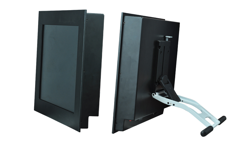 all in one pc bracket wall-mounting