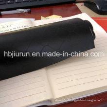 Cortina preta do PVC do ESD com espessura de 0.5mm