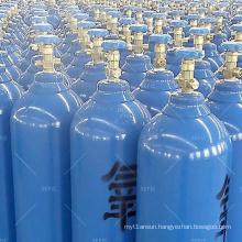 Seamless Steel Gas cylinder 50 liter oxygen cylinder