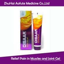 Relief Pain in Muscles and Joint Gel