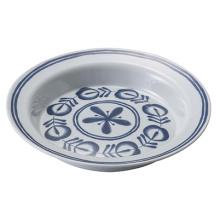 Melamine Blue and White Tableware/Melamine Deep Plate/Dinnerware (DC5210)