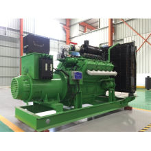 Grupos electrógenos industriales Alternador Stamford 1800rpm Lvhuan 200kw Generador de gas de lecho de carbón