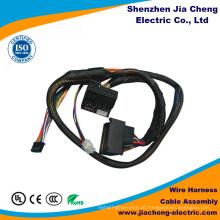 Série fêmea do conjunto de cabo do conector feita em China