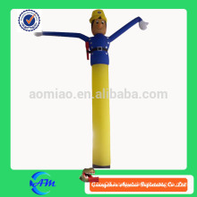 brave fireman inflatable air dancer
