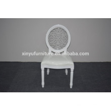 Eventing white louis chair XYN1220
