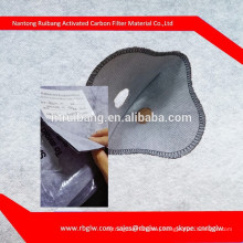 labour protection activated carbon filter mask