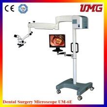 Instrumentos de laboratorio dental Microscopio digital con pantalla LCD