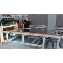 Automatic gypsum ceiling board production machines/PVC laminated drywall ceiling tiles production line