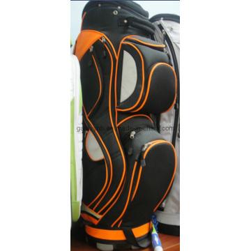 Vente chaude élégant coloré sac de Golf Stand