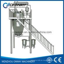 Rho High Efficient Factory Preis Energie sparen Hot Reflux Solvent Kräuterextraktion Ausrüstung