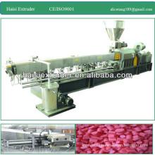 TSE-135 Doppelschnecken PP/PE/PVC Kunststoff Extruder Maschinen
