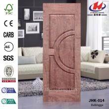 JHK-014 Meilleur semi-cercle Design Double porte Bois Bubinga porte placé Mmaterail Qualité assurée