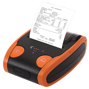 Qunsuo 2 Zoll Handheld Mobile Bluetooth Thermodrucker