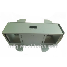 Sheet metal case and cabinet /cabinet for equipment sheet metal fabrication