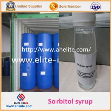 Solución de sorbitol líquido 70% de edulcorantes alimenticios Jarabe