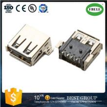 Adaptateur de connecteur d'USB femelle USB RJ45 USB 3.0 vers USB 2.0