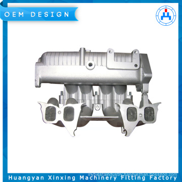 Intake manifold Trade Assurance Custom Made In China Intake manifold Casting