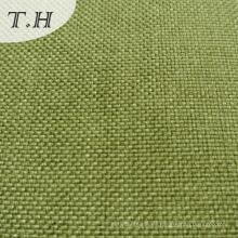 Tela brillante del sofá de la tapicería del lino del poliéster del color 2015 brillantes al por mayor