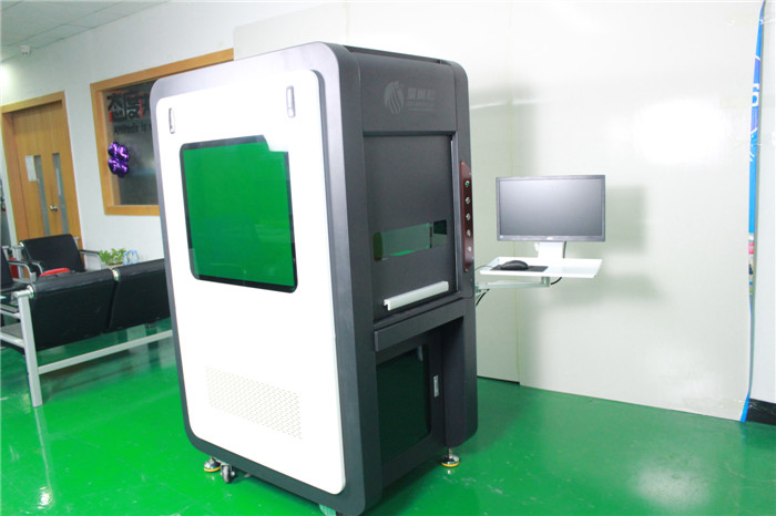 Jgh B 1 Precision Optical Fiber Laser Marker For Medical Equipment