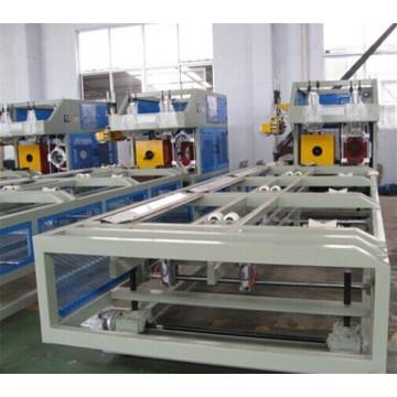 Низкая цена 50-250мм ПВХ пластиковые трубы Раструбовочная машина