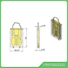 Sello de candado (JYPL02S), bolsas de portátiles
