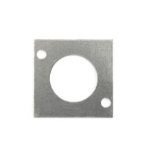Квадратный лист холоднокатаный лист, штампованный электролитическим способом, перфорированный