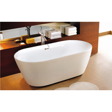 Hohe Qualität freistehende Badewanne
