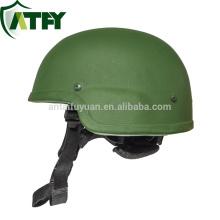 NIJ nível IIIA Exército Aramid MICH Bulletproof Militares Capacete Militar