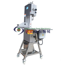 Commercial Frozen Meat Saw Machine