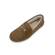 Best Seller High Quality Men Home Shoes Light Weight Suede Comfort Classic Slippers
