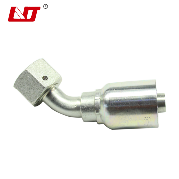 Friction Welding Technology Hydraulic Female Hose Connector