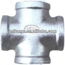 Forjado de alta pressão de aço inoxidável Threaded Cross
