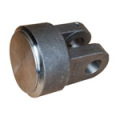 Customerized Lost-Wax Casting Rod Clevis with CNC Machining