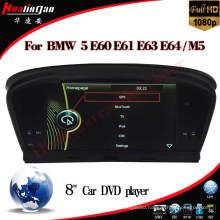 Car Multimedia DVD Player for BMW 5 Series E60 E61 E63 E64 BMW M5 (HL-8808GB)